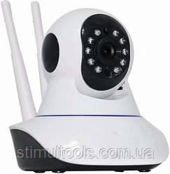 Ip камера Wi-Fi поворотная, Камера видеонаблюдения, Видео няня.