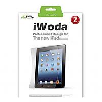 Пленка защитная JCPAL iWoda Premium для iPad 4 (High Transparency) (JCP1033)