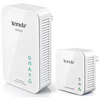 Адаптер Powerline TENDA PW201A-P200-KIT