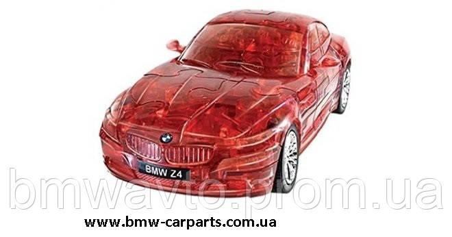 Модель конструктор-пазл BMW Z4 3D-Puzzle Car, Transparent, фото 2
