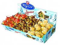 Шишки шоколадные с ликером со вкусами ( карамельным/ капучино / виски ) Figaro Чехия 27,5 г