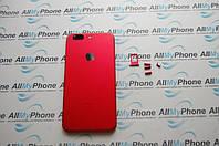 Корпус для Apple iPhone 6s Plus имитация Apple iPhone 7 Plus красный