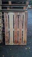 Поддон деревянный, новый,1200*800,1000 кг, настил - 7 досок