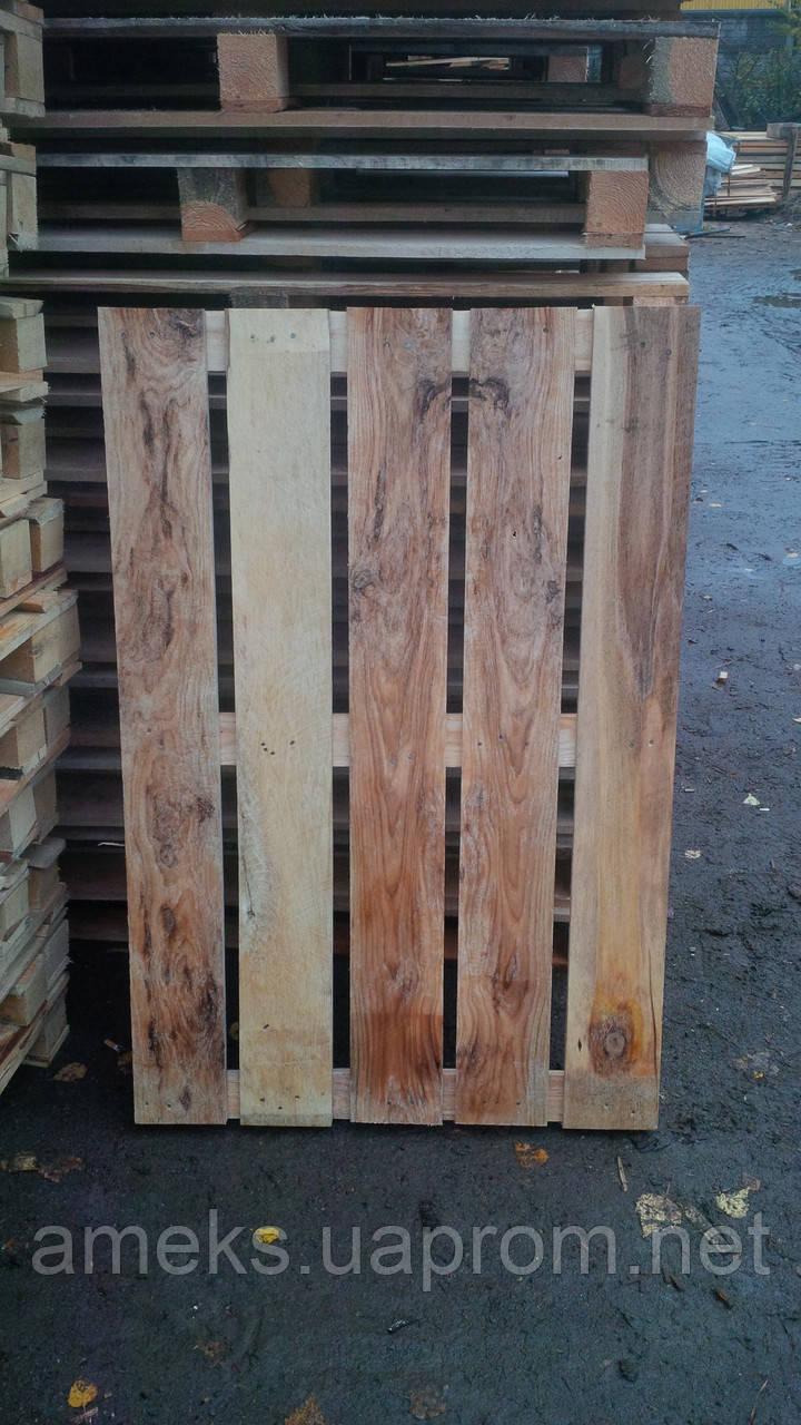 """Поддон деревянный, новый,1200*800,1000 кг, настил - 7 досок - ПП """"Амекс"""" в Житомирской области"""