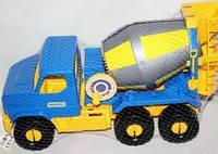 """Машина """"City Truck"""" бетономешалка, Тигрес, 39395"""