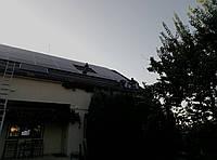 """Монтаж солнечных электро станций, монтаж фотомодулей (солнечных панелей), подключение """"зеленого тарифа"""""""