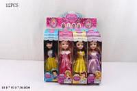 Кукла 25см 1802 принцесса 4в.12шт.в кор.32*15*26 ш.к./24/288/(1802)