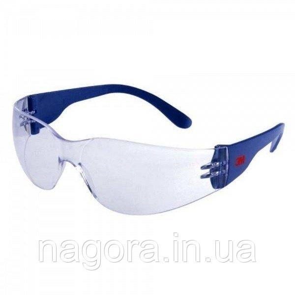 3М 2720 Відкриті захисні окуляри класичні, прозорі