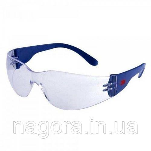 3М 2720 Открытые защитные очки  классические, прозрачные