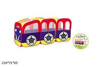 Палатка 889-10A автобус в сумке 210*71*93 ш.к./18/(889-10A)
