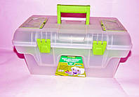 """Ящик для зберігання універсальний """"Массімо""""(404х238х209), фото 1"""