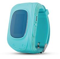 Смарт часы ERGO GPS Tracker Kid`s K010 - Детский трекер (Blue)