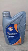 GULF TEC Plus 10W-40 1 л ACEA A3/B3, A3/B4; VW 505.00 : API SL/CF; MB 229.1