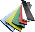 Термоусаживаемая трубка e.termo.stand.8.4.green  8/4, 1м, зеленая