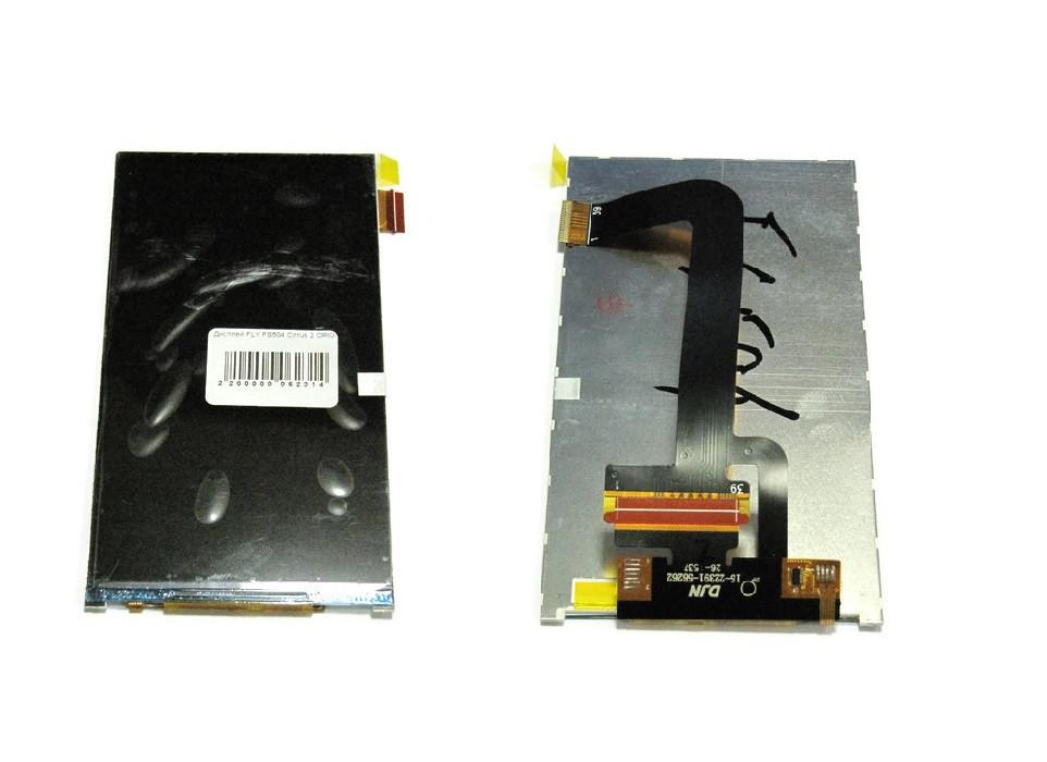 Дисплей (LCD) Fly FS504 Cirrus 2/ Nomi i504 оригинал