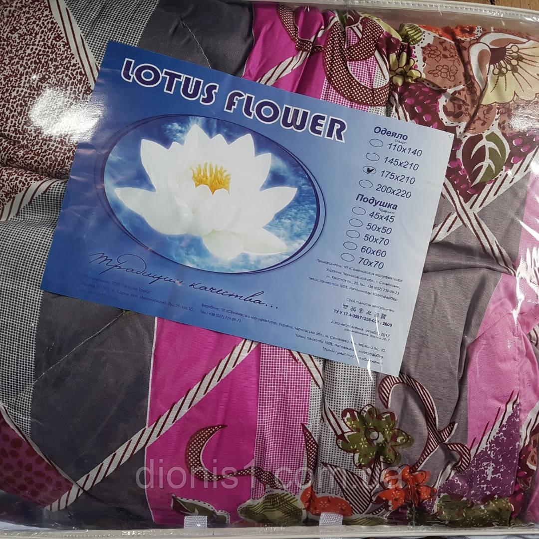 175х210 двухспальное одеяло силиконовое в ассортименте