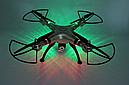 Квадрокоптер Syma X8HW камера WI-FI 2МП, фото 2