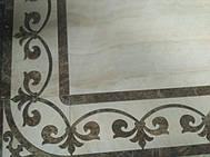 фриз из керамогранита