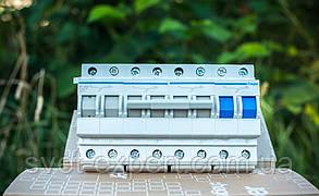 Перемикач введення резерву, 400В / 63A, 3 + N Хагер SF463, фото 2