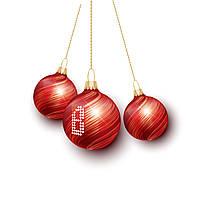 Печать на новогодних шарах