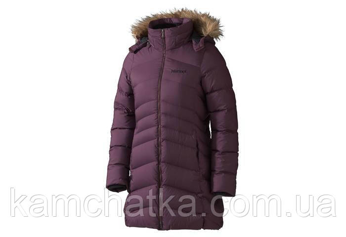 dd8a0ecd8ca72a Пуховое Пальто Marmot Wm's Montreal Coat XS, Cabernet (700) — в Категории