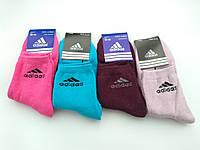 Махровые женские спортивные носки Adidas