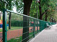 """Панельный забор из сварной сетки """"Барьер"""""""
