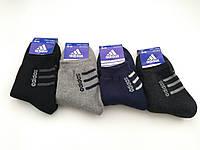 Підліткові спортивні шкарпетки махрові Adidas
