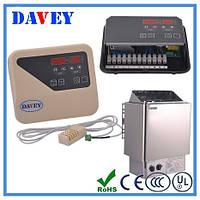 Пульт управления DAVEY 9 для электрокаменок