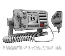 Морская радиостанция Lowrance Link-6 DSC VHF цвет белый