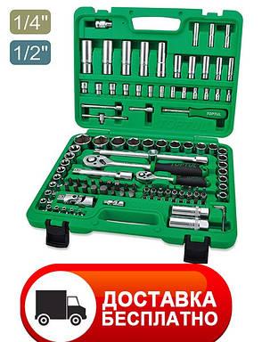 Набор инструмента 108ед. (12-гр.) TOPTUL GCAI108R1, фото 2
