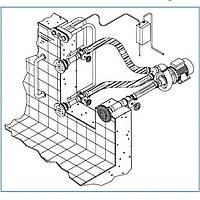 Гидромассаж Combi Whirl 2 присоединительный комплект 2,6 кВт, DS