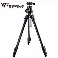 Профессиональный Штатив монопод WeiFeng FANCIER WF-531BT 163см