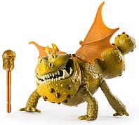 Дракон Сарделька с механической функцией, 27 см., Spin Master, Meatlug (SM66610-1)