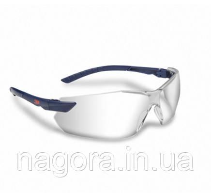3М 2820 Улучшенные защитные очки  классические, прозрачные