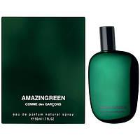 Comme des Garcons Amazingreen  100ml (tester) мужская парфюмированная вода (оригинал)