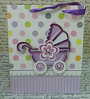 Пакет паперовий ZY-S 1311-3L Пакет бумажный