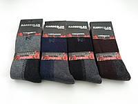 Чоловічі зимові термо шкарпетки Kardesler шерсть-махра
