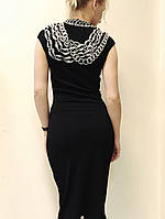 Платье трикотажное от Alexander McQueen