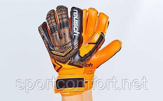 Воротарські рукавиці Reusch з захистом на пальцях