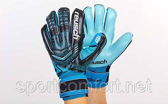 Воротарські рукавиці Reusch Pulse з захистом пальців