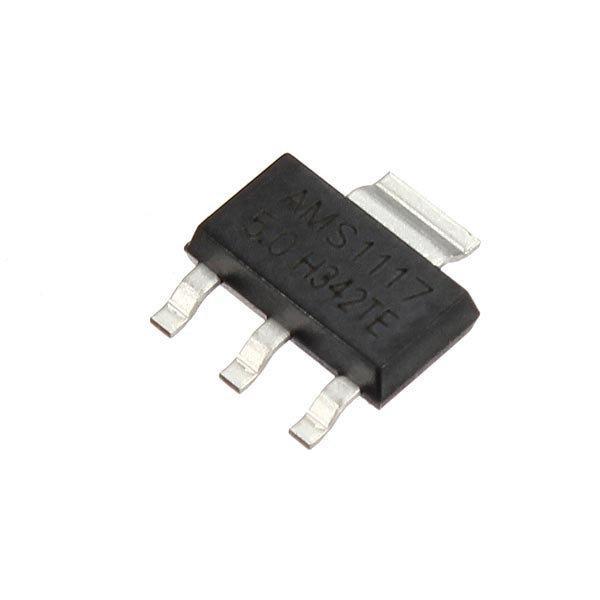 Стабилизатор AMS1117-5.0 SOT223