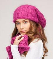 Шапки шарфы снуды