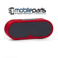 Портативная колонка (Аудиоколонка) BLUETOOTH G205 (Красная)
