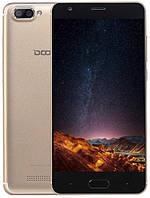 Смартфон Doogee X20 Gold 2GB/16GB Android 7 2580мАч, фото 1