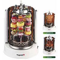 Электрошашлычница ViLgrand V1406G (3в1)