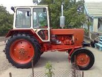 Трактор ЮМЗ - хороший трактор с низкими расходами