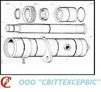 23,24 Подъемное устройство на Н3300 подъемный цилиндр
