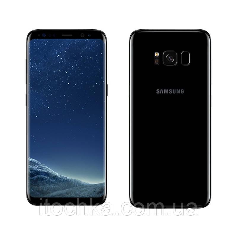Samsung G955FD Galaxy S8+ 64GB Black