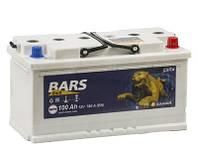 Автомобильный аккумулятор BARS Gold 100Ач 780А (0) R
